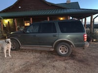 2000 Ford Expedition EDDIE BAUER Wellston