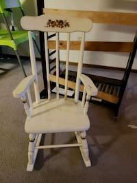 white and brown wooden windsor chair Calgary, T2L 1Z4