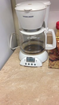 Coffee maker  Edmonton, T5H 1T7
