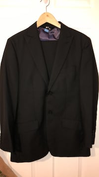 Men's suit (Black) Clarksburg