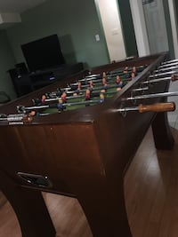 Authentic Foosball table Mississauga, L5V 3C4