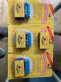 Collector match box cars