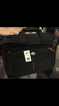 AMERICAN TOURISTER Bonneville Boarding Bag - Black Richmond, V7E 6S2