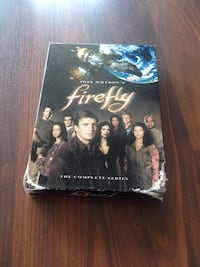 Fire fly complete series