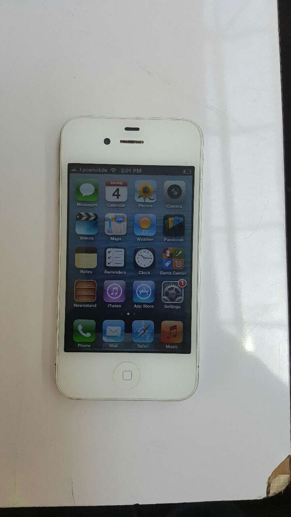 white iphone 4s factory unlock for all carriers