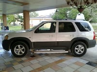 white and gray SUV Brownsville, 78521