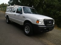 2011 Ford Ranger SuperCab w/ Commercial ARE Canopy *83K!* CALL/TEXT! Portland, 97216