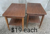 Vintage End Tables *Delivery Available* Hamilton, L9H 5N7