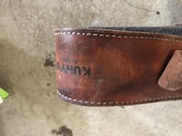 Kuny's Leather Heavy Duty Tool Belt , T7X 0W6