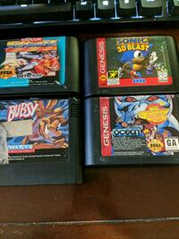 Sega Genesis games London, N6K 2V8