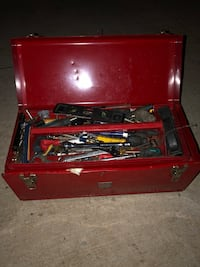 Fully loaded tool box Mississauga, L5N 2L6