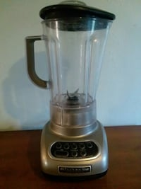 silver and black Oster blender Springfield, 65802