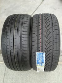 Two 275/40R19 Tires Fremont, 94539