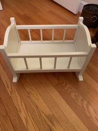 Pottery Barn Kids Doll Cradle Frederick, 21701