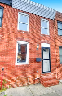 HOUSE For Sale 2BR 1.5BA Baltimore