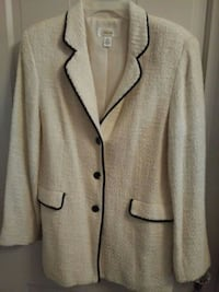 Talbots Blazer/ Short Coat made in the USA Hagerstown, 21740