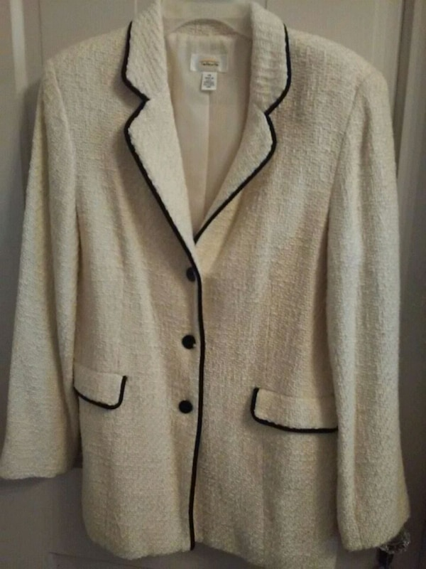 Talbots Blazer/ Short Coat made in the USA