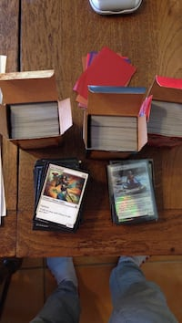 Magic cards  Thorold, L2V