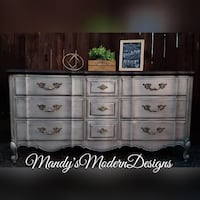 Thomasville French Provincial Dresser  Torrance