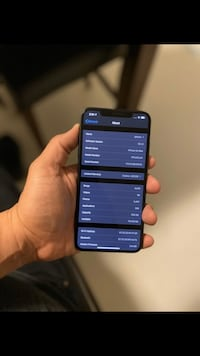 iPhone XS Max (Space Grey) Los Angeles