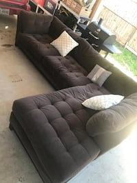 Rooms to go sectional  Dallas, 75241