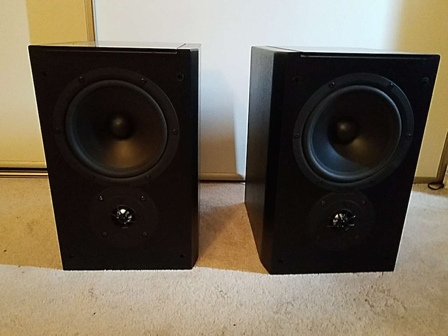 MB quart qls 530 speakers with glass top & Used MB quart qls 530 speakers with glass top for sale in West Palm ...