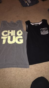 2 Small Tank Tops $6 for both Valdosta, 31605