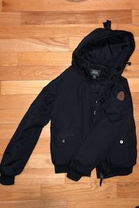 Roots down winter jacket
