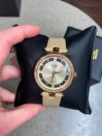 Swarovski Crystal Studded Watch Fort Campbell, 42223