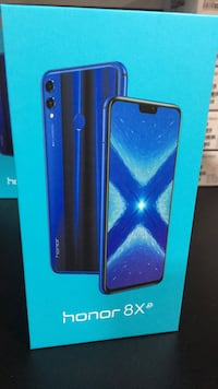 Honor 8X Brand New sealed