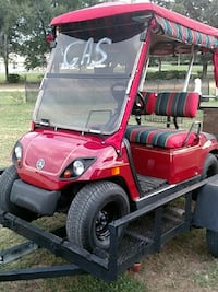 red and black ride on mower Grand Island, 32735