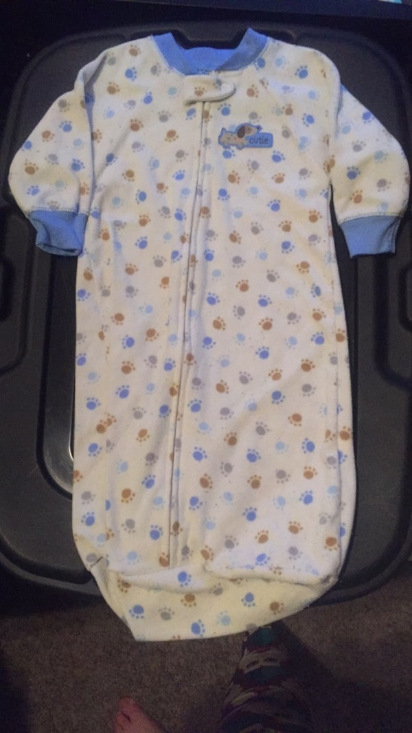 f54ed14b4 Used Sack onesie 0-9 mo for sale in Eugene - letgo