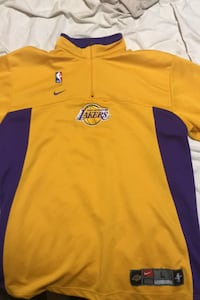 La lakers warm up jersey Sherwood Park, T8H 1L5