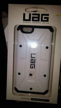 NIP UAG Iphone 6 Composite Case and Screen Protect Vancouver