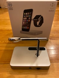 Belkin Valet Charge Dock for Apple Watch + iPhone Montréal, H3X 2S8