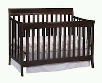 3 in 1 crib + mattress  Richmond Hill, L4C 4L6
