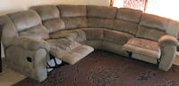Couch with recliner  Lakewood, 90715