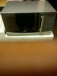 silver and black microwave oven Forestville, 20747