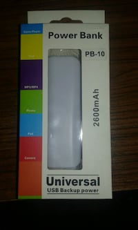 2600 mah powerbank  Kayseri