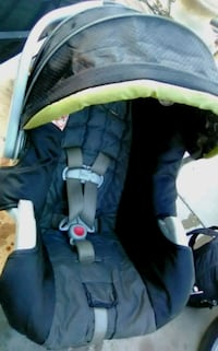 black and green car seat carrier Modesto, 95351