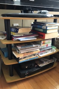 TV stand with shelves Brooklyn, 21225