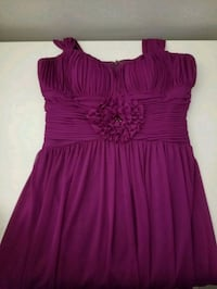 women's purple sleeveless dress Kitchener, N2G