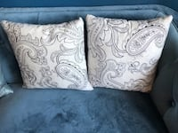 Assortment of Throw pillows. $10 each Chicago, 60607