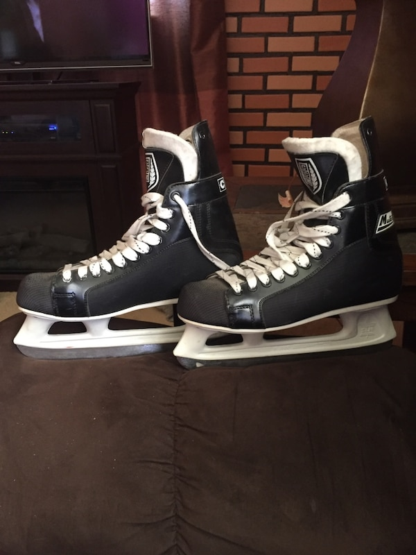 Ice Skates For Sale >> Used Ccm Mustang Ice Skates For Sale In Finleyville Letgo