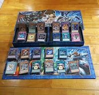 1000+ Yugioh Card Lot Plus mats and Storage Mississauga, L5M 4Y8
