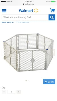 white and gray metal pet cage Winnipeg, R2Y 2H7