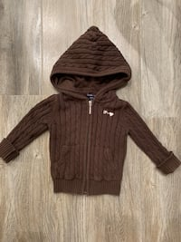Baby Gap Hooded Sweater 2T Whittier, 90603