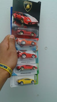 Hot wheels, Lamborghini collection  Brampton, L6Y 2R8