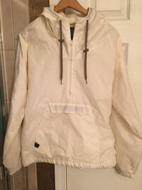 Charles River cream pull over hoodie size S  Palatine, 60074