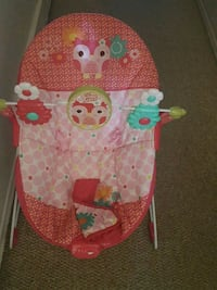pink bouncy chair Calgary, T2A 0J4